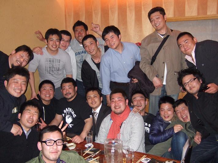 日体柔友会: 2010年3月